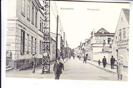 POLAND  Świnoujście GERMANY Swinemünde 02 - Poland