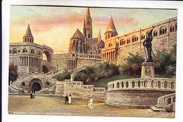 HUNGARY BUDAPEST TUCK'S POSTCARD - Hungary