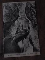 7 CPA ,édition 1930, Pour L'enseignement De La Géographie ---> LES GORGES Du SIERROZ , Le Bateau - Postcards