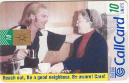 "IRELAND - Reach Out ""97, Chip GEM1.2, 09/97, Used - Ireland"
