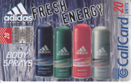 IRELAND - Adidas, Chip SC7, 11/98, Used - Ireland