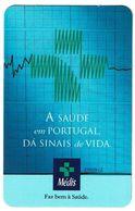 Portugal ,  MEDIS ,  2002 ,  Calendar , Calendrier , Insurance , Assurance , Seguros - Small : 2001-...