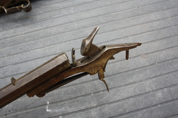 Ancienne Carabine De Foire Type Flobert. - Decorative Weapons