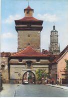 Nördlingen - Reimlinger Tor Mit St. Georgskirche    - 39731 - Noerdlingen