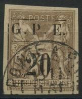 Guadeloupe (1884) N 1 (o) - Guadeloupe (1884-1947)