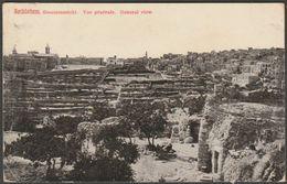Gesamtansicht, Bethlehem, Palästina, C.1910s - Glueckstadt & Muenden AK - Palestine