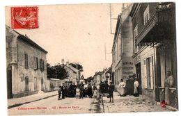 VILLIERS SUR MARNE ROUTE DE PARIS COMMERCES TRES ANIMEE - Villiers Sur Marne