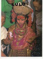 ASIE Népal : Kumari ( Living Goddess ) - Nepal