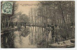 1 Cpa Combs La Ville - Combs La Ville
