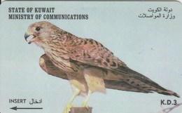 Kuwait - Kestrel - 39KWTM - Kuwait