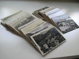 Österreich Ca. 1910er - 50er Jahre 240 AK Viele Schöne Motive! Ungelaufen Und Gelaufen! Farbig Und S/W. Viele Hüttenstp. - 100 - 499 Karten