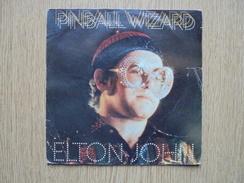 Disque Vinyle 45 Tours ELTON JOHN Pinball Wizard - Disco & Pop