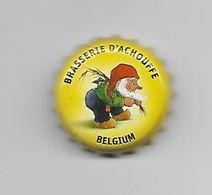 BELGIQUE / CAPSULE BIERE BRASSERIE D'ACHOUFFE - Beer