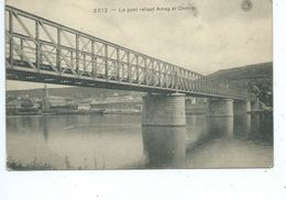Amay  Pont Reliant Amay Et Ombret - Amay