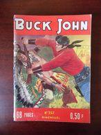 Buck John N° 357 - Petit Format