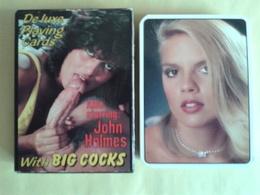 Jeu Pornographique De 52 Cartes + 2 Jokers.With BIG COCKS - Playing Cards (classic)