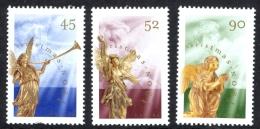 Canada Sc# 1764-1766 MNH 1998 45c-90c Christmas-Angels - 1952-.... Reign Of Elizabeth II