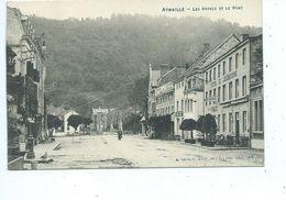 Aywaille Les Hotels Et Le Pont - Aywaille