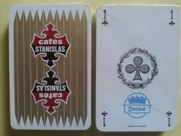 Cafes Stanislas. Jeu Neuf De 32 Cartes Sous Blister - Playing Cards (classic)