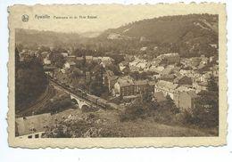 Aywaille Panorama Vu Thier Bosset - Aywaille