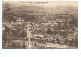 Aywaille Panorama Vu De La Heid Des Gattes - Aywaille