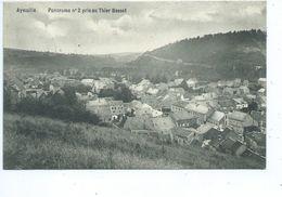 Aywaille Panorama Pris Au Thier Bosset - Aywaille