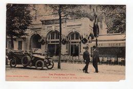 Luchon - Gare Du Chemin De Fer à Cremaillère , Belle Automobile - 31 - - Luchon
