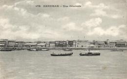 B 6976 - Messageries  Maritimes    Afrique     Tanzanie      Zanzibar - Tanzania
