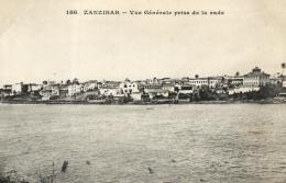 B 6977 - Messageries  Maritimes    Afrique     Tanzanie      Zanzibar - Tanzania