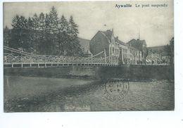 Aywaille Le Pont Suspendu - Aywaille