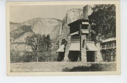 U.S.A. - CALIFORNIA - YOSEMITE VALLEY - The Ahwahnee - Yosemite