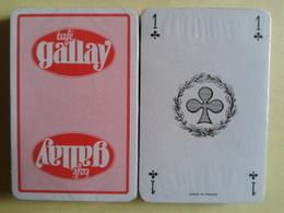 Café Gallay. Jeu Neuf De 32 Cartes Sous Blister - Playing Cards (classic)