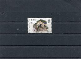 Hong Kong 1985 MI.442 CTO - Hong Kong (...-1997)