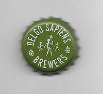 BELGIQUE / CAPSULE BIERE BELGO SAPIENS - Bière