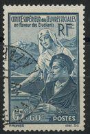 France (1938) N 417 (o) - France