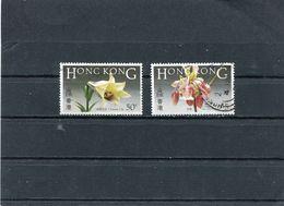 Hong Kong 1985 MI.468 + 473 CTO - Hong Kong (...-1997)
