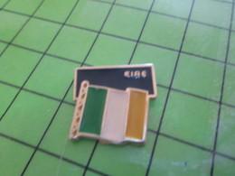 313G Pin's Pins / Beau Et Rare : Thème AUTRES / DRAPEAU IRLANDE EIRE ERIN Par CARTER (Pas Jimmy) - Other