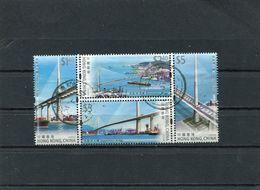 Hong Kong 2009  MI.1549/52 CTO - 1997-... Speciale Bestuurlijke Regio Van China