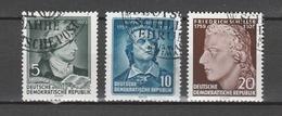 DDR  Us  1955    MI 464-66   Vedi  Foto ! - [6] République Démocratique