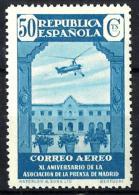 España Nº 720 En Nuevo - 1931-50 Nuevos & Fijasellos