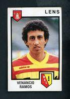 VIGNETTE PANINI - FOOTBALL 85 - VENANCIO RAMOS - LENS - Panini