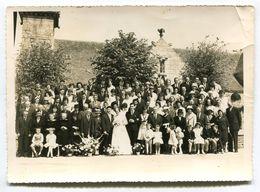 Photographie Privée Bretagne Mariage Coiffes De Chateaulin - Anonyme Personen