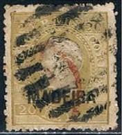 Madeira, 1871/6, # 16, Used - Madeira