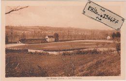 36 Le Blanc - Cpa / Le Vélodrome. - Le Blanc
