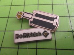 316c Pin's Pins / Beau Et Rare : Thème MARQUES / BIDULE DE CHEZ DE DIETRICH + COR DE CHASSE Par PICHARD SAUMUR - Trademarks