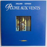 TRES BEAU DOSSIER DE PRESSE PLUME AUX VENTS - JUILLARD COTHIAS 1994 - Livres, BD, Revues