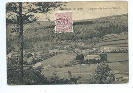 Comblain La Tour Eglise Et Le Haut Du Village - Hamoir