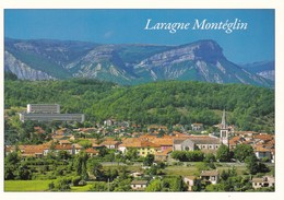 LARAGNE MONTEGLIN VUE GENERALE (dil386) - France