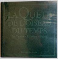 TRES BEAU DOSSIER DE PRESSE LA QUETE DE L'OISEAU DU TEMPS - LOISEL LE TENDRE 1998 Signé Par Loisel - Livres, BD, Revues