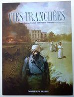 DOSSIER DE PRESSE VIES TRANCHEES Yann LE GAL MORVAN 2010 - Livres, BD, Revues